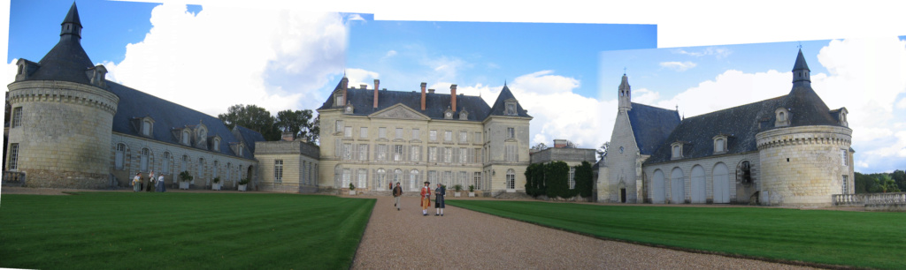 Le château de Montgeoffroy, une escapade au 18e siècle Sczone10