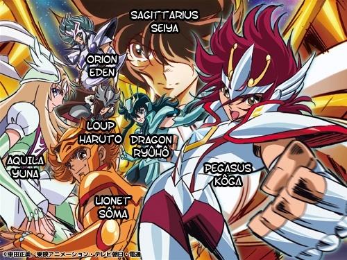 [Anime] Saint Seiya Ω 55394410