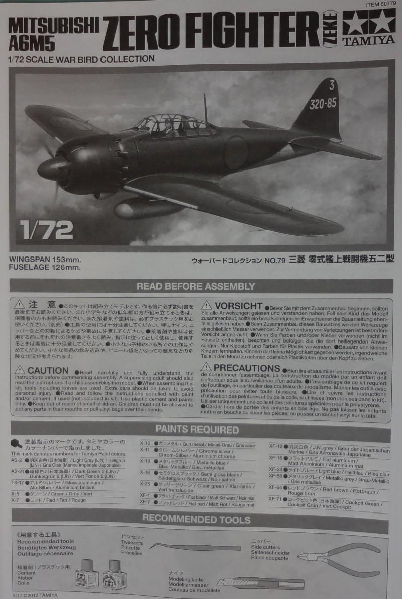 [Tamiya 1/72] Mitsubishi A6M5 type Zero A6m5_012