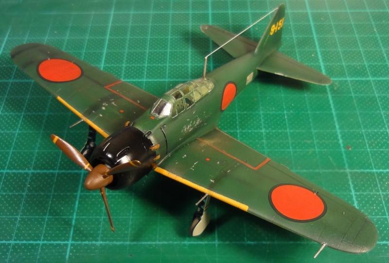 [Tamiya 1/72] Mitsubishi A6M5 type Zero - Page 2 A6m5_050