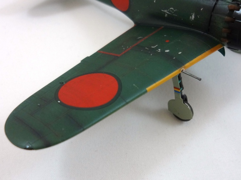 [Tamiya 1/72] Mitsubishi A6M5 type Zero - Page 2 A6m5_055