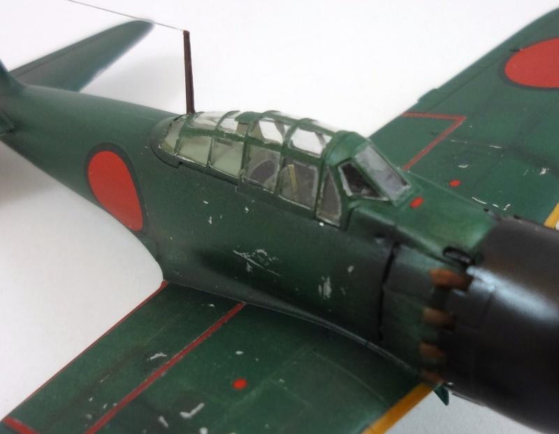 [Tamiya 1/72] Mitsubishi A6M5 type Zero - Page 2 A6m5_056