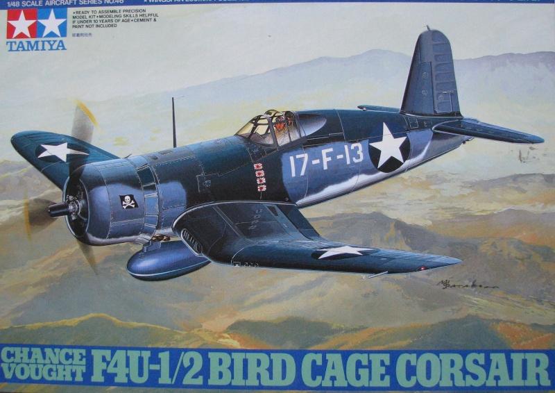Chance Vought F4U-1 Birdcage Corsair [Tamiya 1/48] Corsai10