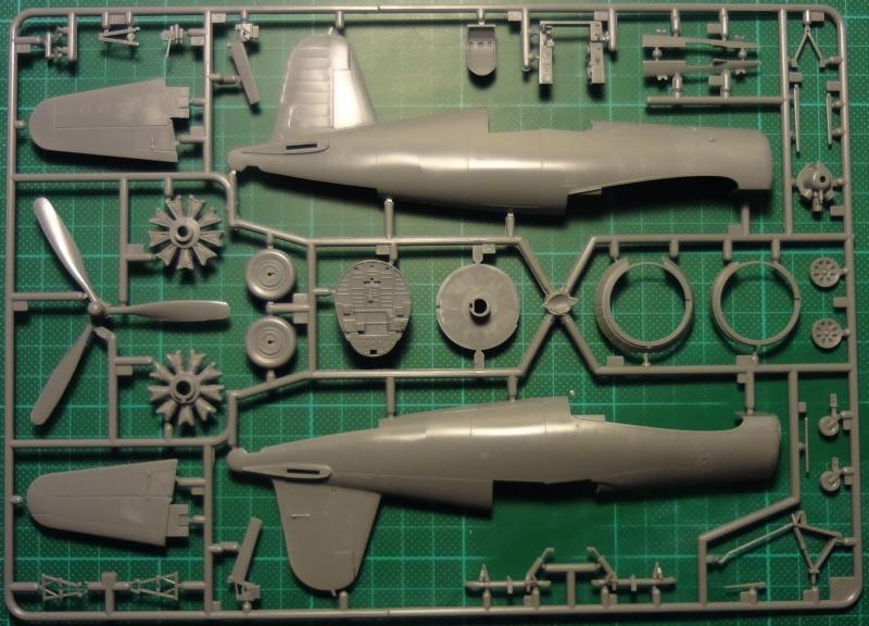 Chance Vought F4U-1 Birdcage Corsair [Tamiya 1/48] F4u1_011