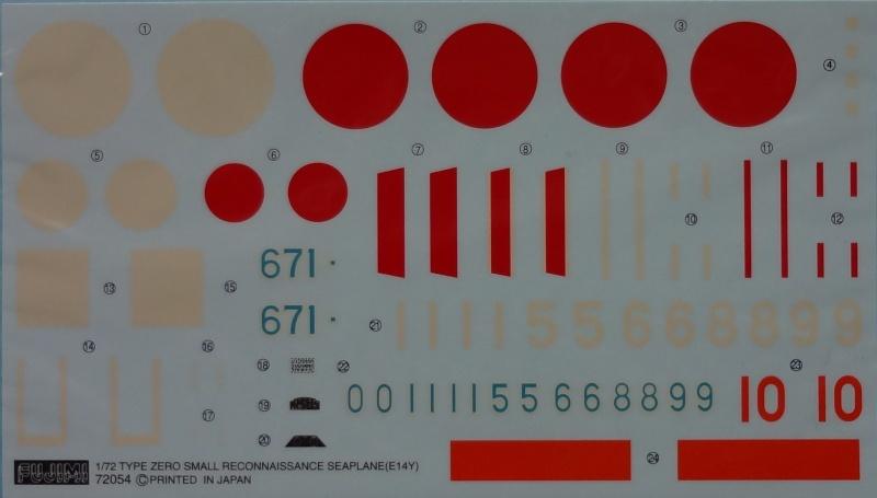 "[Fujimi 1/72] E14Y type 0 ""Glen""  Glen_015"