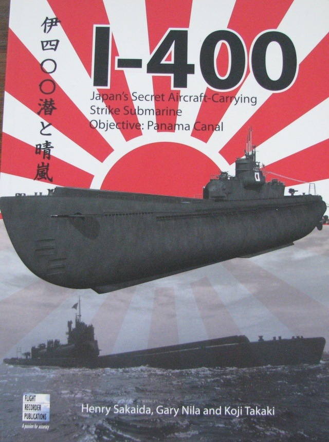 [Tamiya 1/350] Sous-marin I-400 I-40011