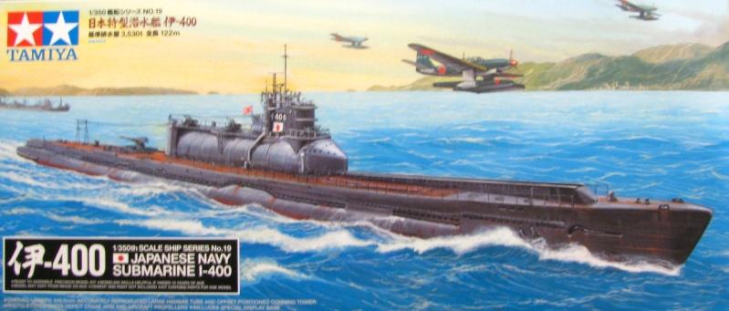 [Tamiya 1/350] Sous-marin I-400 I-400_10
