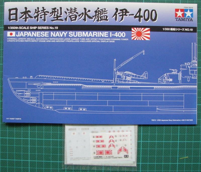 [Tamiya 1/350] Sous-marin I-400 I-400_12