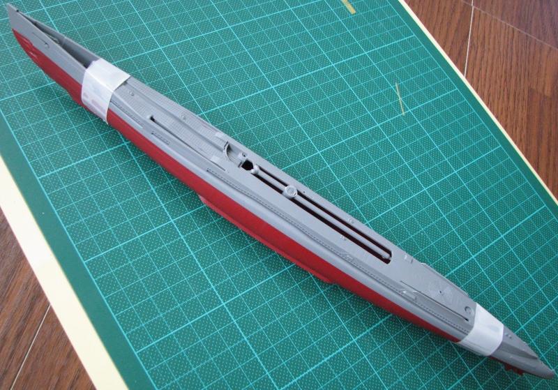 [Tamiya 1/350] Sous-marin I-400 I-400_16