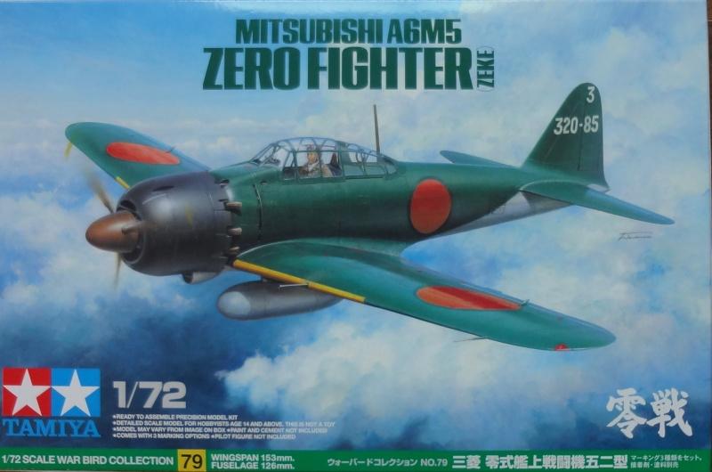 [Tamiya 1/72] Mitsubishi A6M5 type Zero Mitsub15