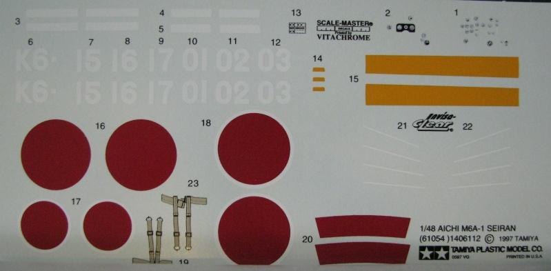 [Tamiya 1/48] Aichi M6A1 Seiran Seiran15