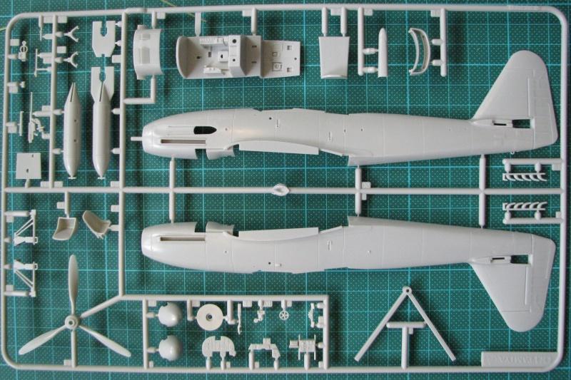 [Tamiya 1/48] Aichi M6A1 Seiran Seiran16
