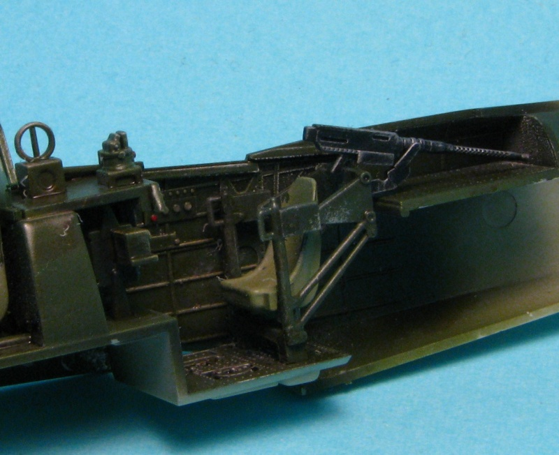 [Tamiya 1/48] Aichi M6A1 Seiran, montage Seiran27