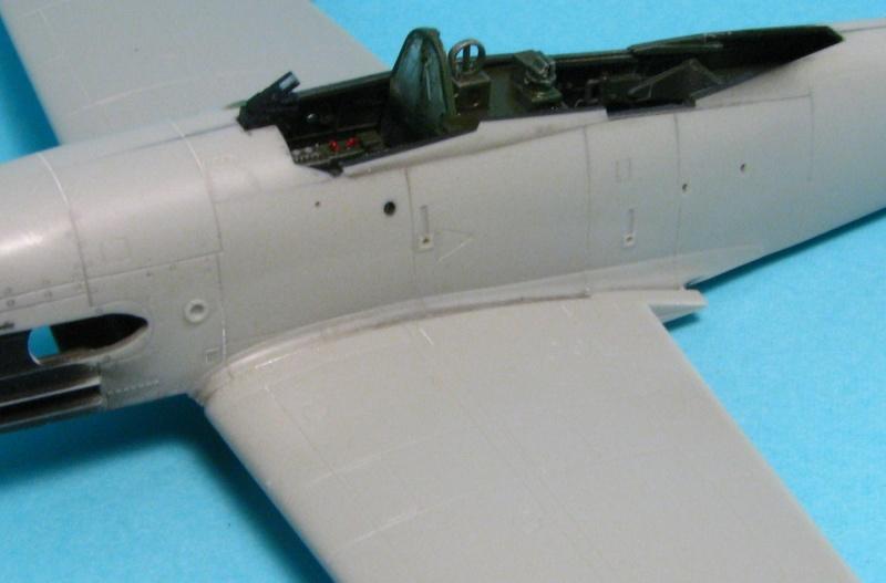 [Tamiya 1/48] Aichi M6A1 Seiran, montage Seiran30