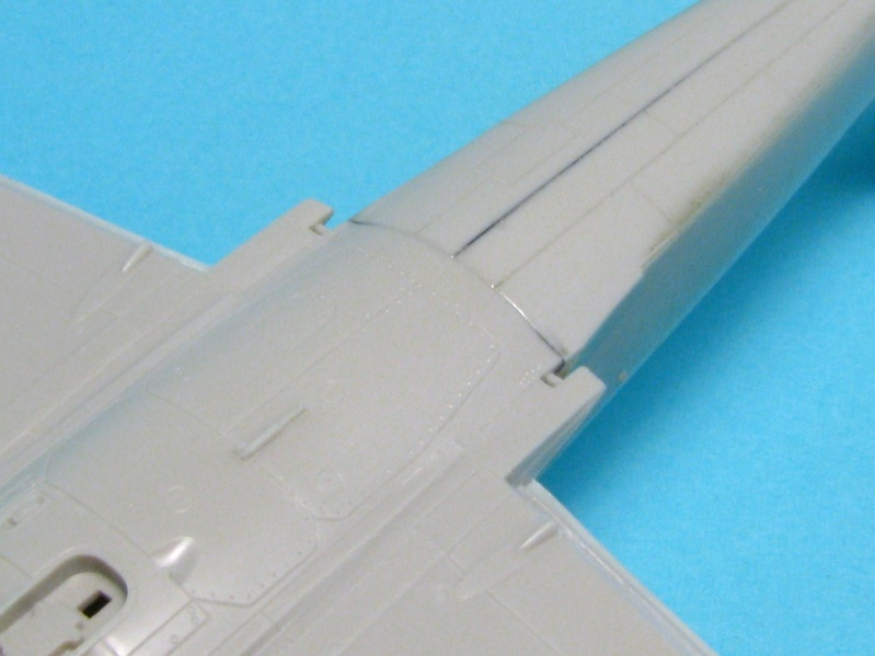 [Tamiya 1/48] Aichi M6A1 Seiran, montage Seiran32