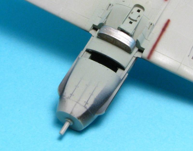 [Tamiya 1/48] Aichi M6A1 Seiran, montage Seiran35