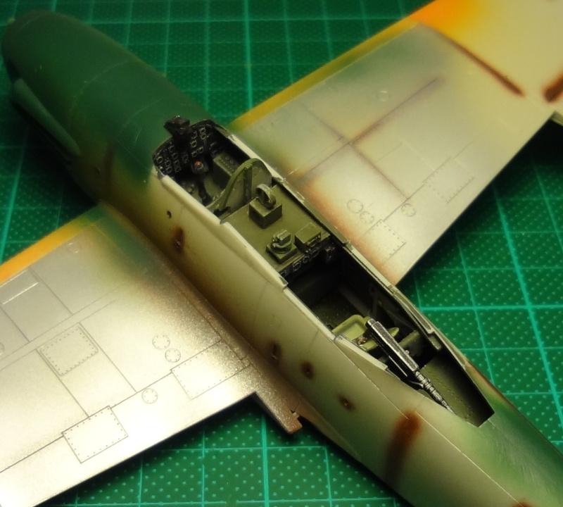 [Tamiya 1/48] Aichi M6A1 Seiran, montage - Page 2 Seiran50