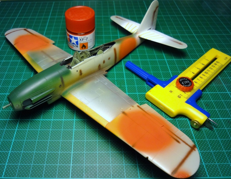 [Tamiya 1/48] Aichi M6A1 Seiran, montage - Page 3 Seiran52