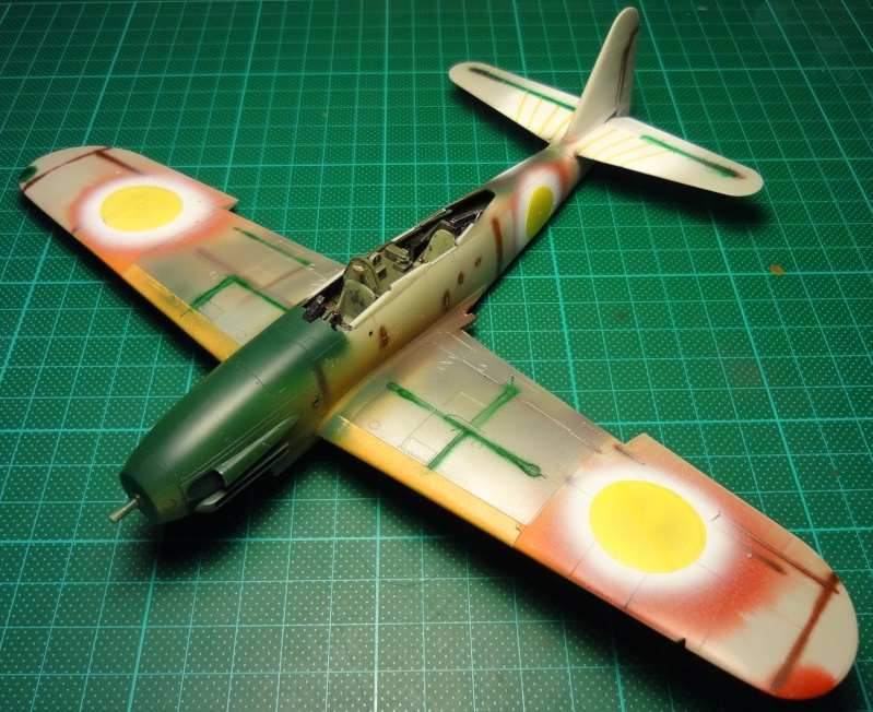 [Tamiya 1/48] Aichi M6A1 Seiran, montage - Page 3 Seiran58