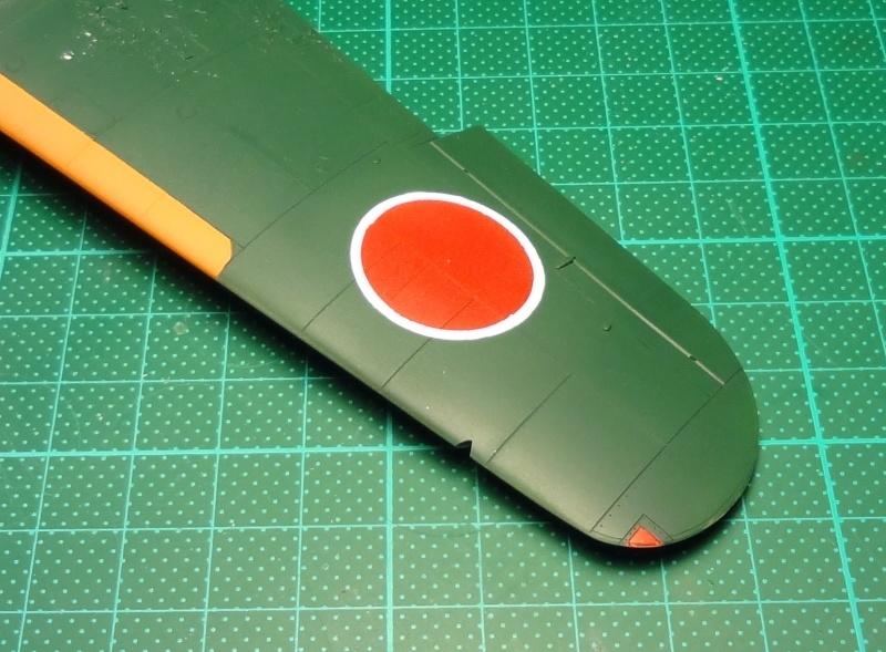 [Tamiya 1/48] Aichi M6A1 Seiran, montage - Page 3 Seiran73