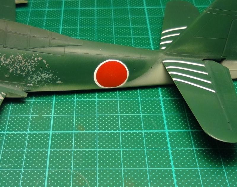 [Tamiya 1/48] Aichi M6A1 Seiran, montage - Page 4 Seiran75