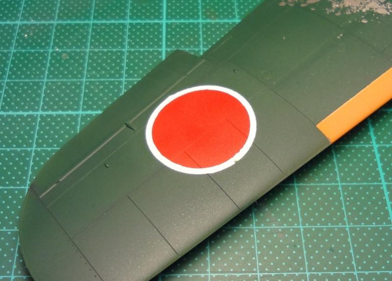 [Tamiya 1/48] Aichi M6A1 Seiran, montage - Page 4 Seiran76