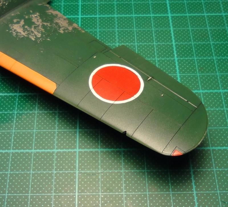 [Tamiya 1/48] Aichi M6A1 Seiran, montage - Page 4 Seiran78