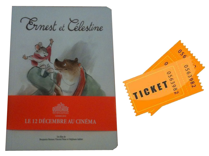 Ernest et Celestine Ernest10