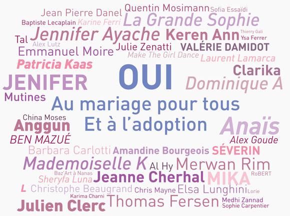 """Thomas signataire de l'""""appel pour le mariage pour tous"""". Oui-im10"""