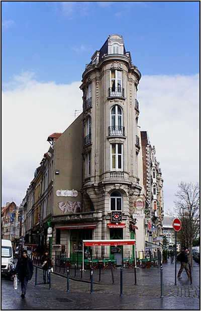 Bâtiment d'angle à Lille Lille_10