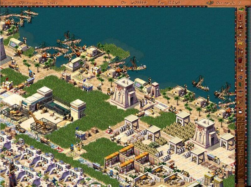 L'Alexandrie de Cléopâtre Commer10