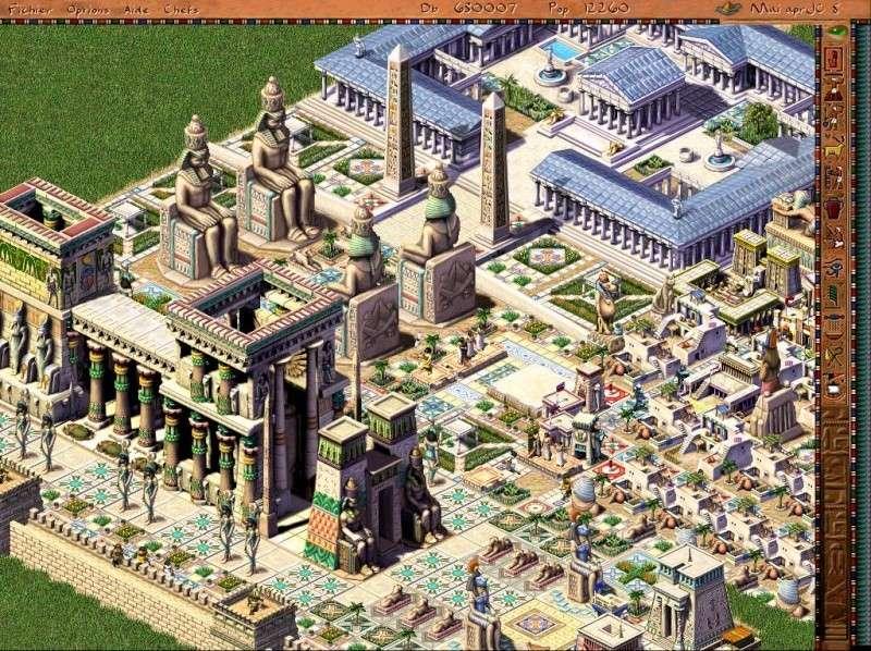 L'Alexandrie de Cléopâtre Monume10
