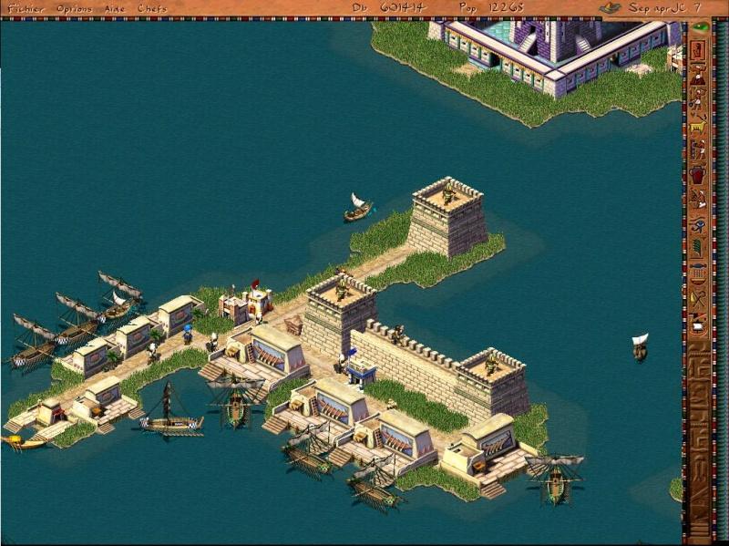 L'Alexandrie de Cléopâtre Rade_m10