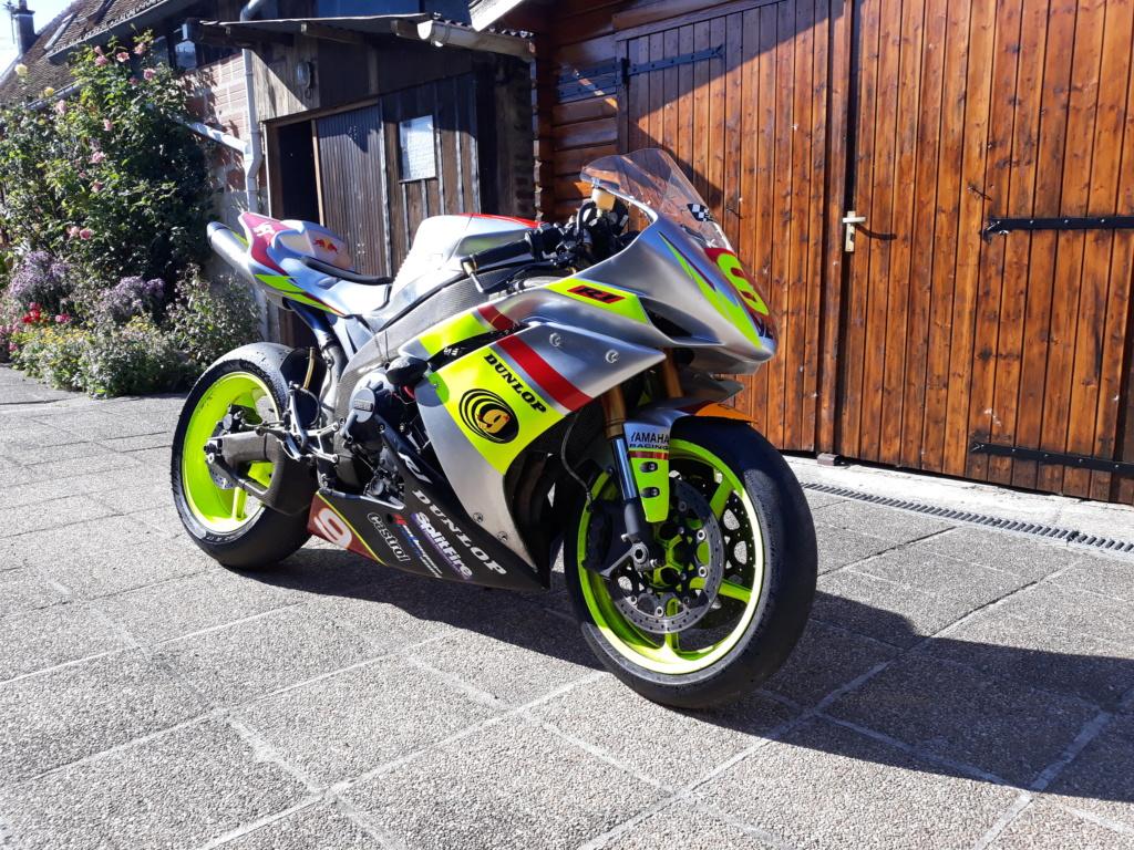 Yamaha R1 2008  20000km 7500 Photo_13