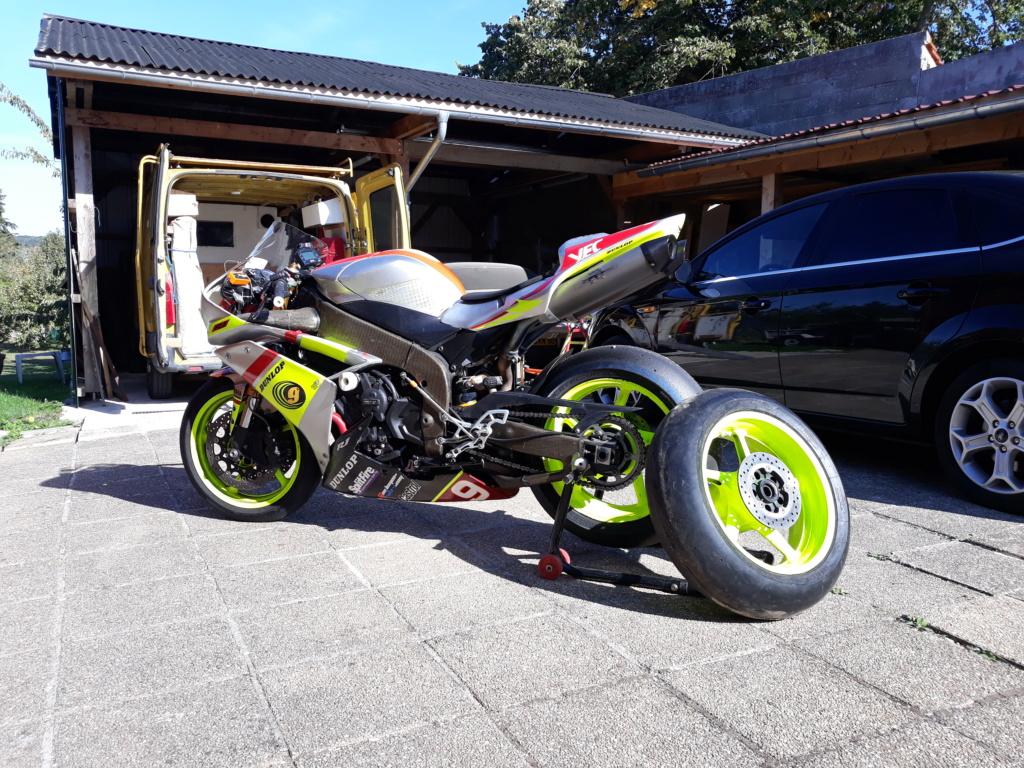 Yamaha R1 2008  20000km 7500 Photo_14