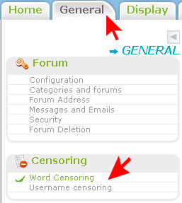 Word & Username Censorship Censor10