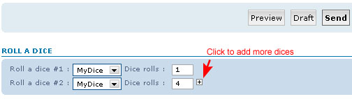 The RPG feature Dices_10