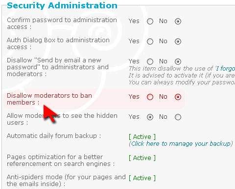 Designate Moderators Modera10