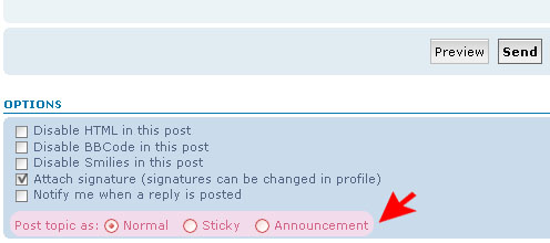 Can't figure out how to sticky a post.. Sticky10
