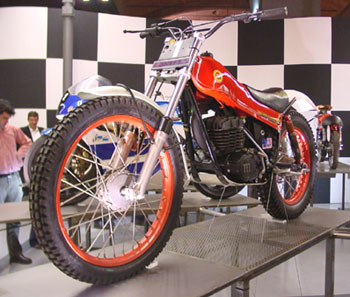 MUSEE MONTESA 349-wh10