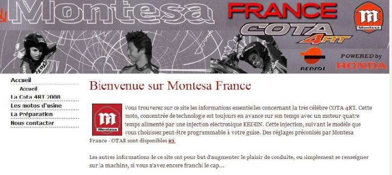 MONTESA FRANCE Mf10