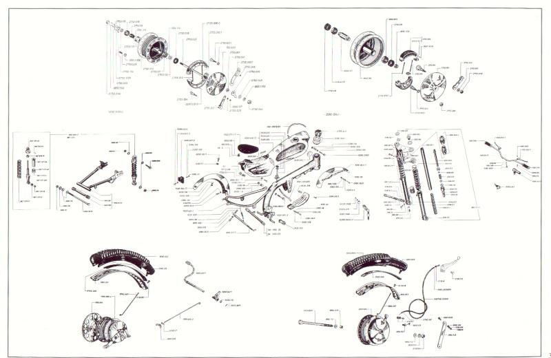 Restauration Montesa cota 49 (50cc) Montes14