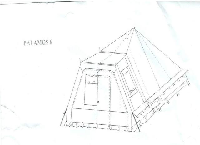 Tente Palamos 6 Hypercamp Tente10