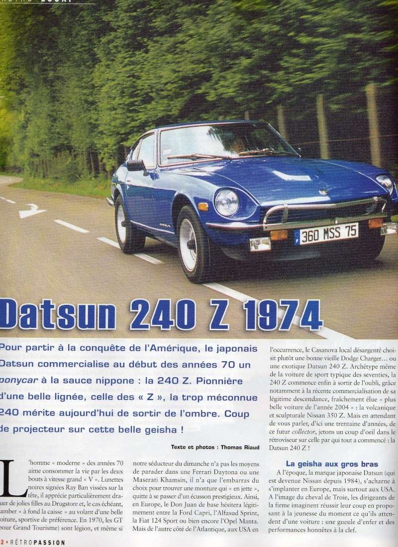 Topic officiel DATSUN 240Z Img10710