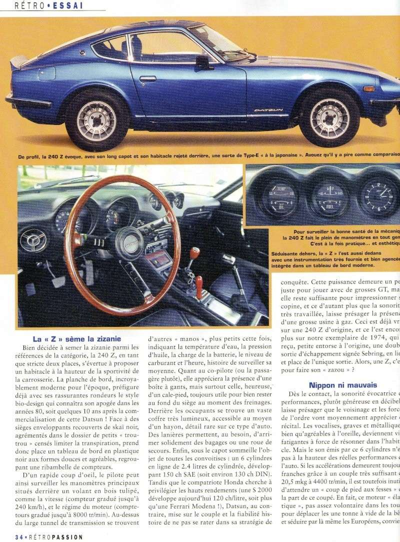 Topic officiel DATSUN 240Z Img10910