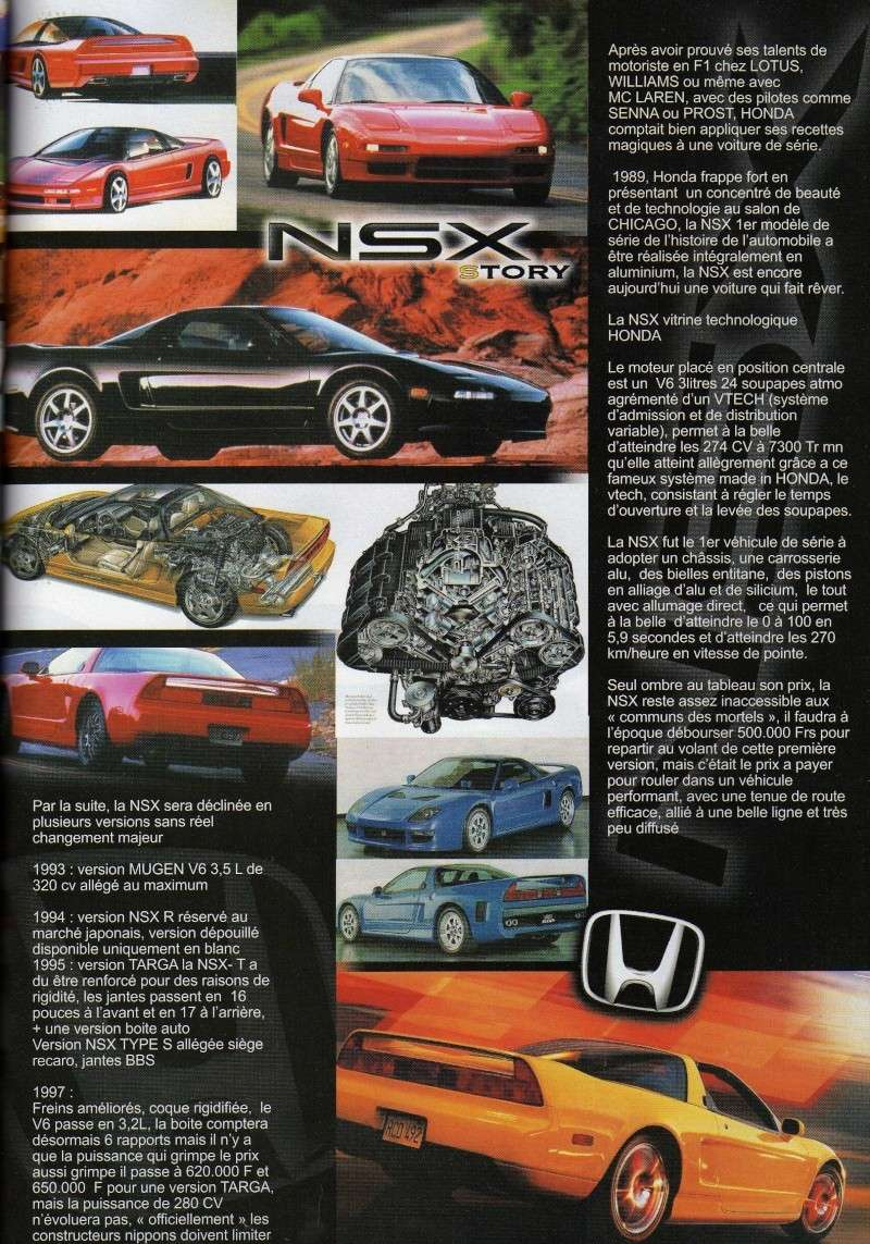 honda nsx....photos articles.... Img15710