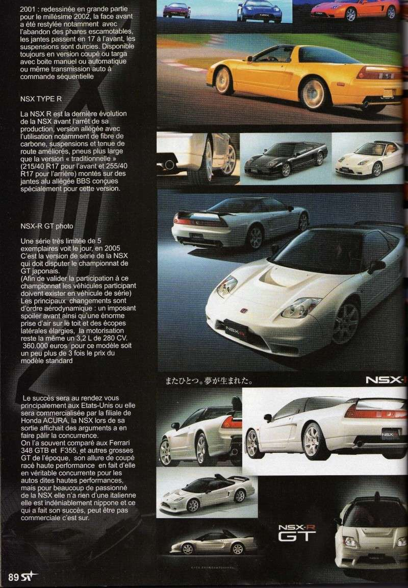 honda nsx....photos articles.... Img15810