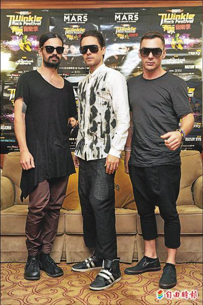 [2011] 30 Seconds To Mars / ITW / Tai Pei  00116