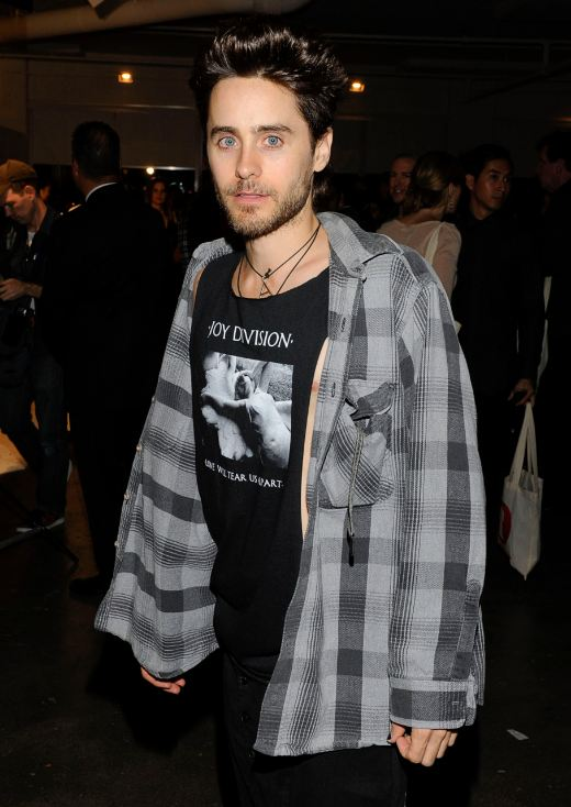 [2011] Jared Leto at Erickson Beamon The Redemption of Eve & Return to the Garden Event-11/09/2011 00316