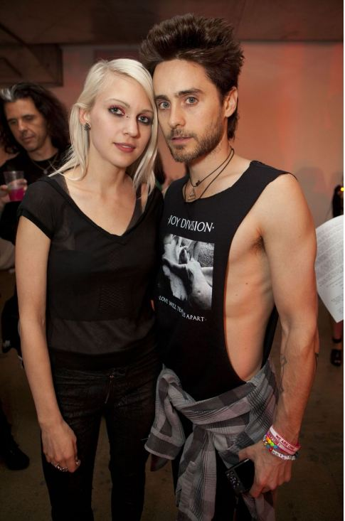 [2011] Jared Leto at Erickson Beamon The Redemption of Eve & Return to the Garden Event-11/09/2011 00414